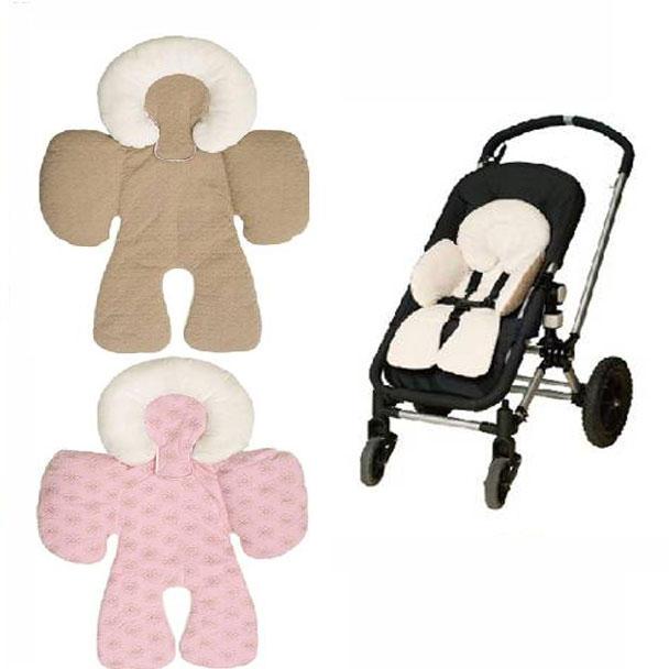 f25d84b58 Joven Bebé soporte del cuerpo del bebé reversible asiento de coche  cumplimiento cojines cochecito pad