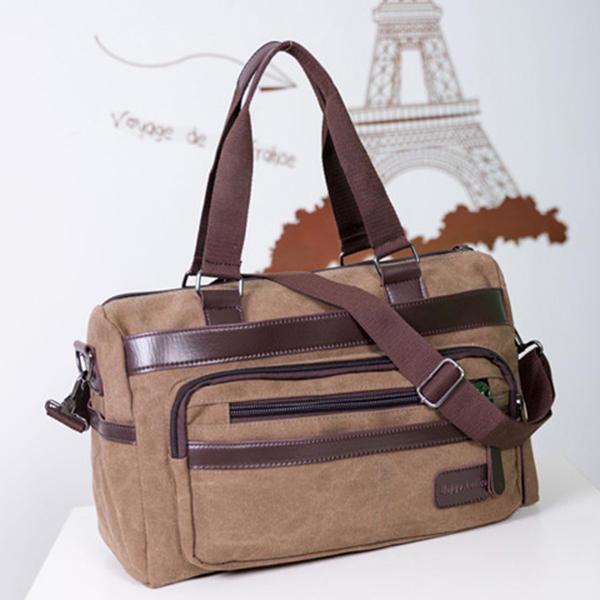 المرأة قماش عارضة خليط سوبر قدرة كبيرة حقائب الكتف حقائب كروسبودي