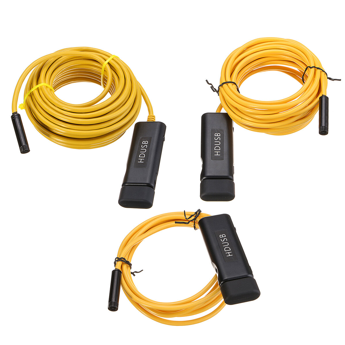 WiFi Borescope Inspection Camera 2.0 Megapixels HD Snake Camera for Android and IOS Smartphone