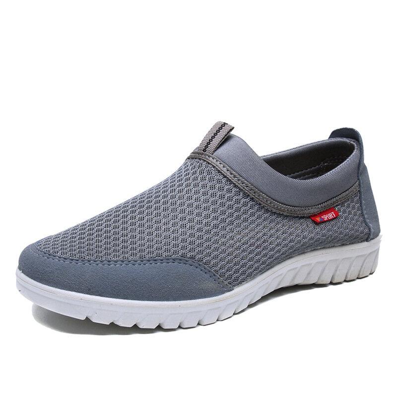 Tenue de sport respirante pour hommes Soft Casual Sneakers