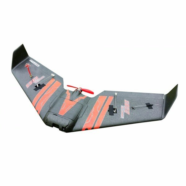 Reptile S800 SKY SHADOW 820мм размах FPV EPP летающее крыло KITкомплект