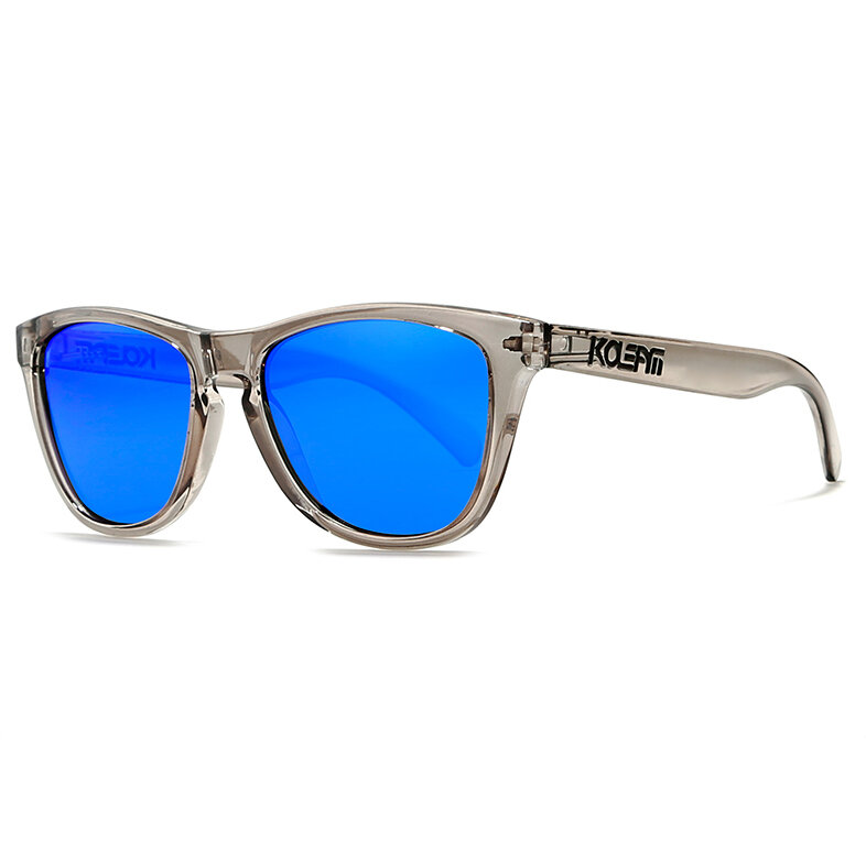 eb568ee4490 KDEAM TR90 Plastic Titanium Men Polarized Sunglasses UV400 Outdoor Driving  Fishing Cycling Sunglass COD