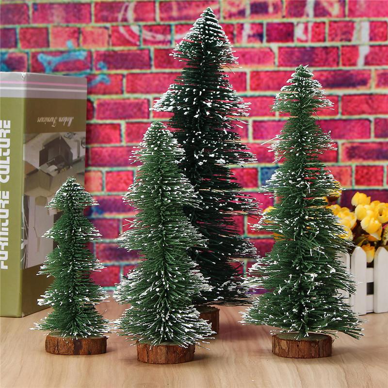 Mini Weihnachtsbaum Home Hochzeit Dekoration Supplies Baum Kleine