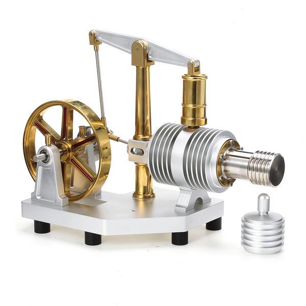 Tarot Stirling ล้อแม็กซ์แบบขยาย เครื่องยนต์ แบบจำลองการศึกษาวิทยาศาสตร์และการค้นพบรูปแบบอากาศร้อ