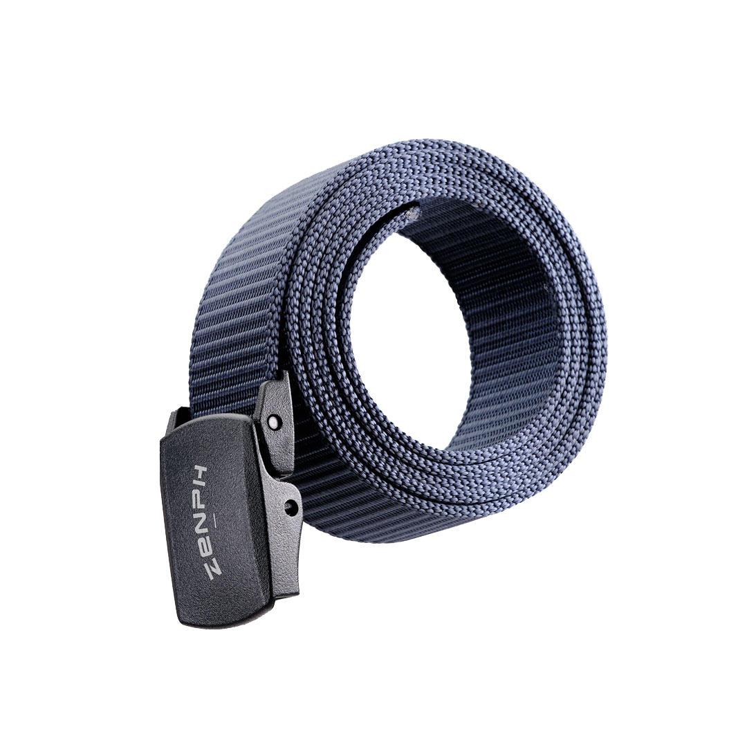 XIAOMI ZENPH 125 cm Nylon Cintura Cinturón Hebilla no metálica sin perforaciones militar Táctica Cinturón