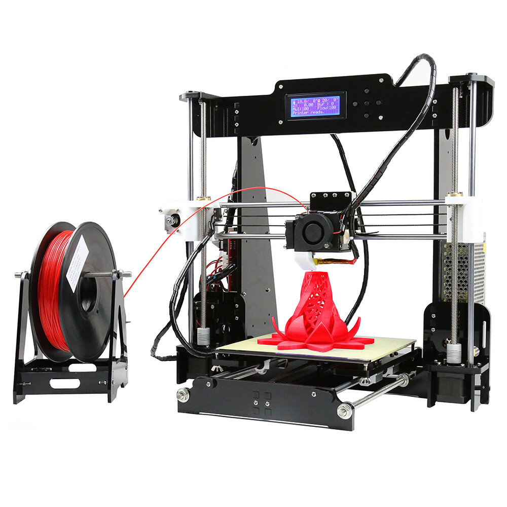 Anet® A8 Kit d'Imprimante 3D DIY 1.75mm / 0.4mm Soutenir  ABS / PLA / HIPS