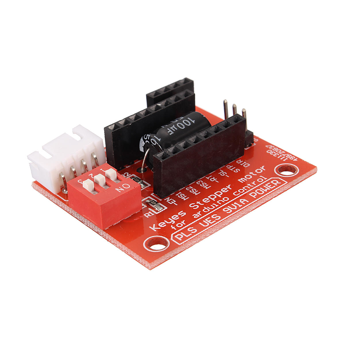 A4988 Drv8825 Stepper Motor Driver Control Board For 3d Printer To Make A Printed Circuit Using Diode Laser With Arduino