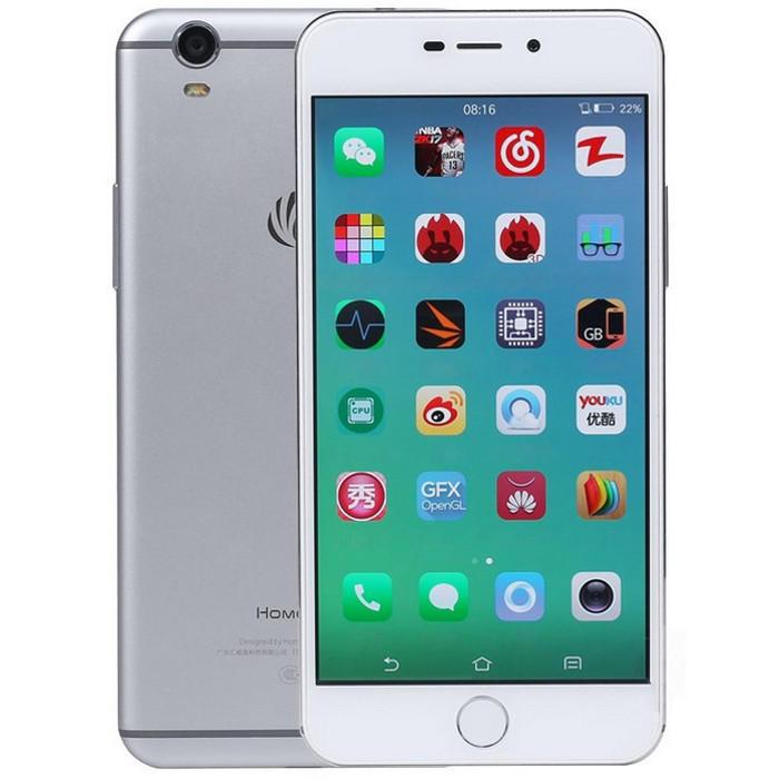 Homecare AICALL V8 Fingerprint 5.5 Inch 4GB RAM 128GB ROM Snapdragon 652 Octa Core 4G Smartphone