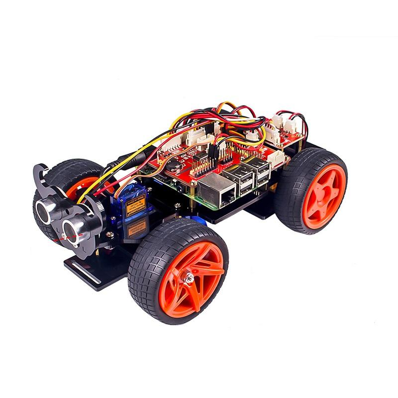 7d40f9a8b1aac sunfounder picar-s raspberry pi smart robot car kit based graphical ...