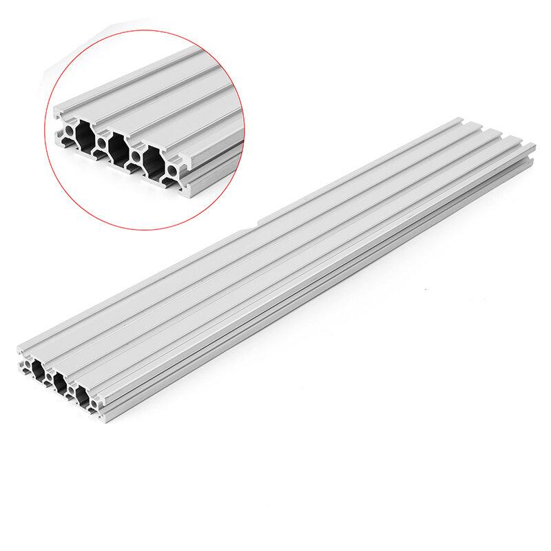 Machifit 600mm Länge 2080 T-Nut Aluminium Profile Extrusion Rahmen ...