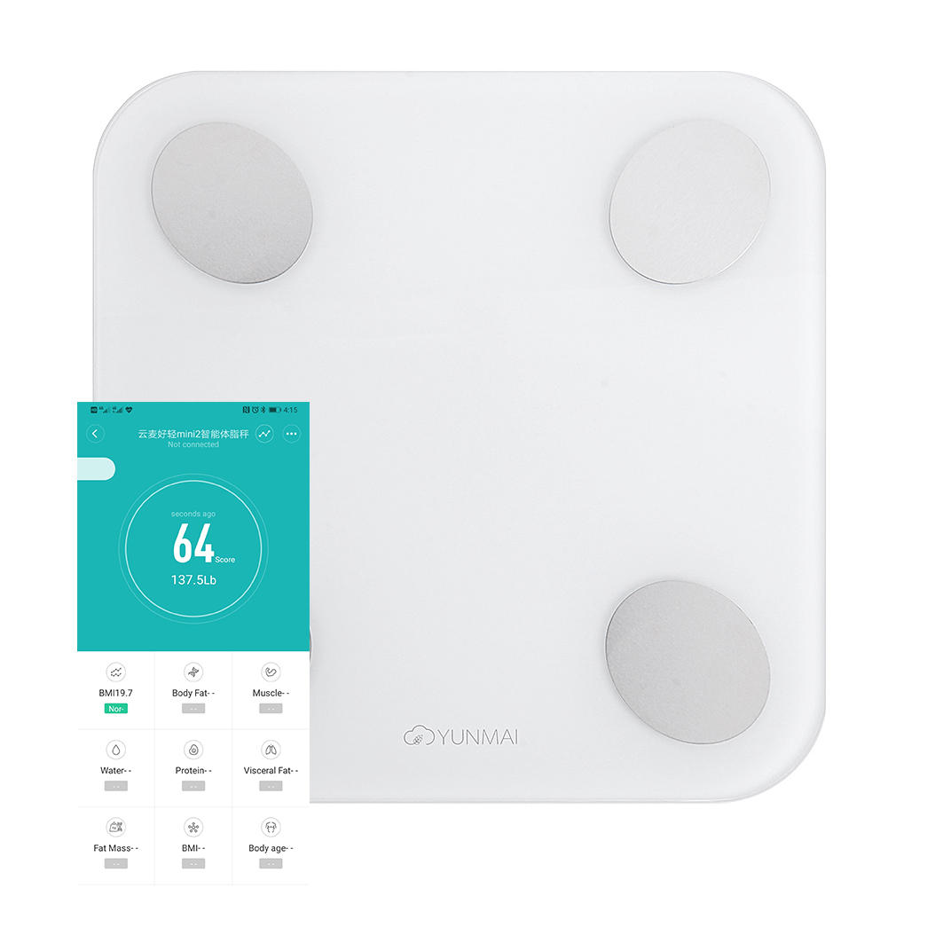 Xiaomi Yunmai Mini 2 Bluetooth Body Smart Scale