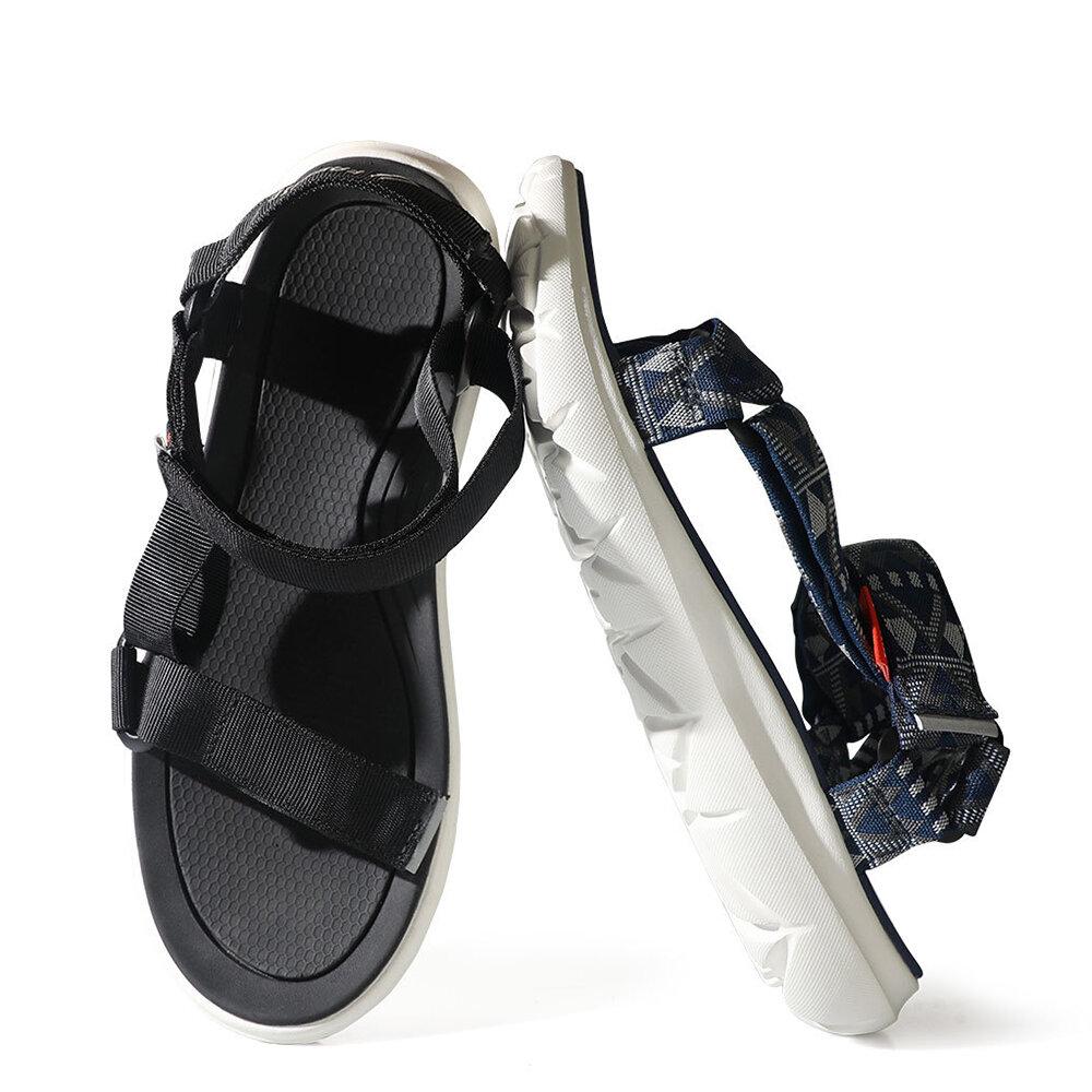 Xiaomi FREETIE Summer Men Multiple Adjustable EVA Sole Breathable Casual Beach Shoes Sandals