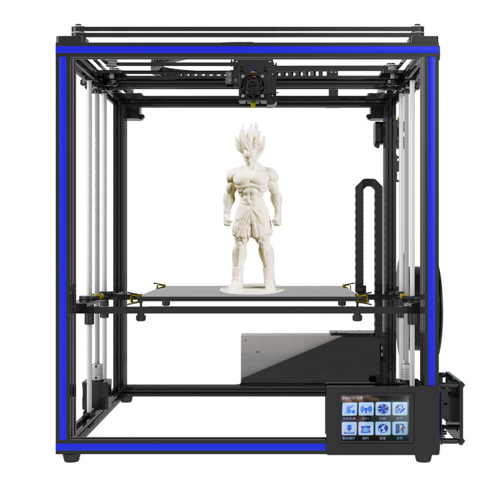 TRONXY® X5SA DIY Aluminium 3D Printer 330*330*400mm Printing Size With Updated Touch Screen/Auto Leveling/Dual Z-axis/Power Resume