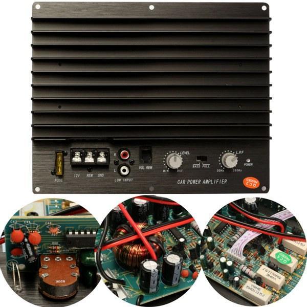 HiFi Subwoofer Amplifier Board High Power 200W 12V Subwoofer Amp Module