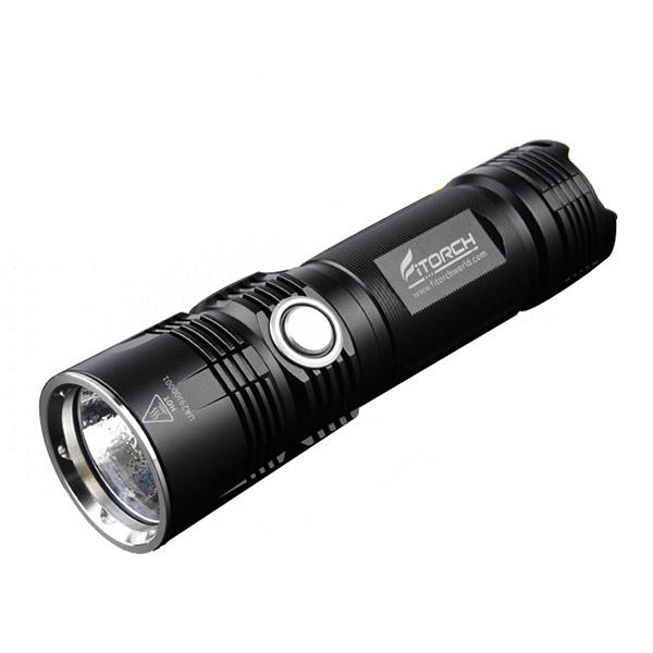 Fitorch P26R XHP70.2 3600Lumens FCD充電式ポータブルLED懐中電灯