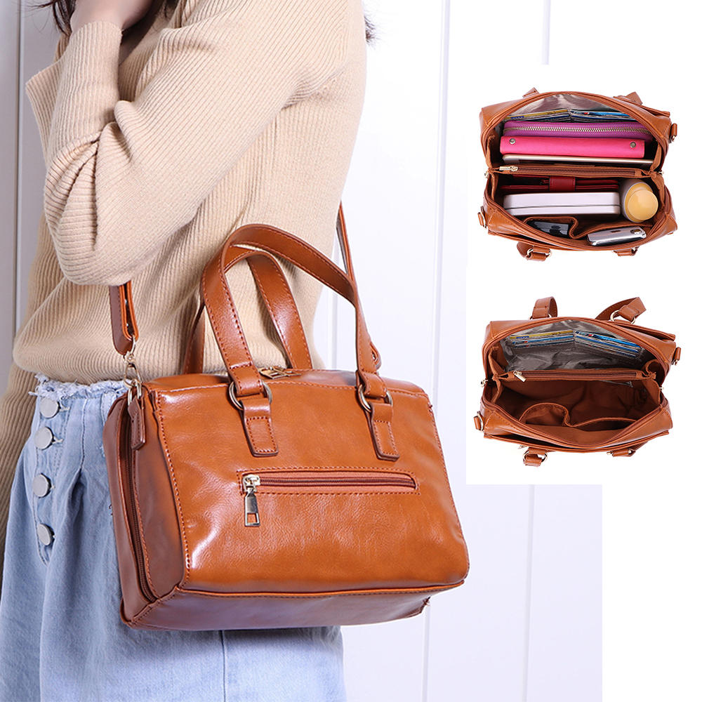 e9d35ee06d7f Brenice Women Fashion Handbag Multi-functional Phone Bag Shoulder Crossbody  Bag COD