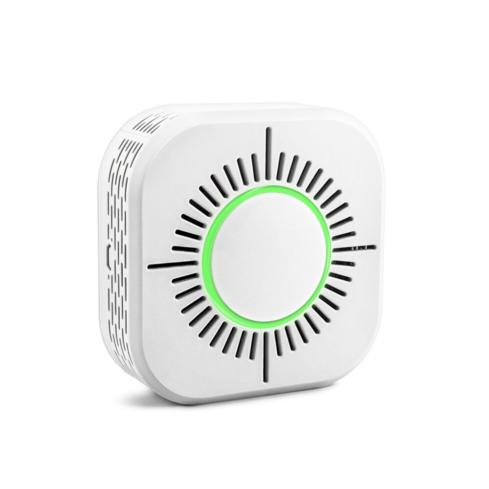 433MHz Wireless Smoke Detector Fire Security Alarm Protection Smart Sensor For Home Automation Works With SONOFF RF Bridge