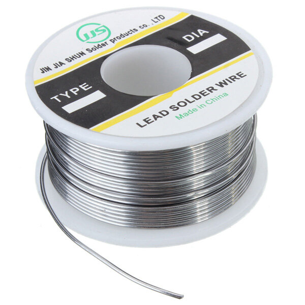 100g 1mm Tin Lead Rosin Core Soldering Solder Iron Wire
