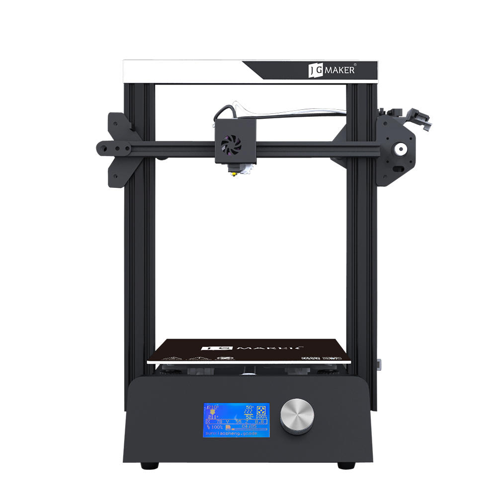 JGAURORA® Magic Desktop 3D Printer Kit 220*220*250mm Build Volume Support Filament Run Out Detection/Power Failure Recovery/SD card Accidental Plug Protection with FA Special Platform