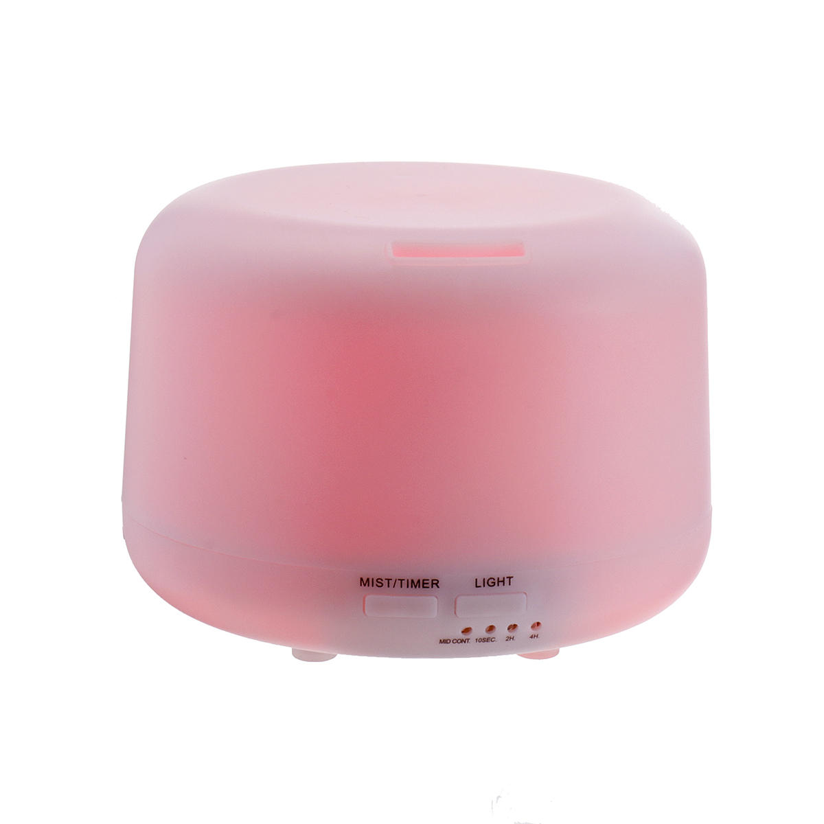 300ML LED Aromatherapy Humidifier Remote Control Air Humidifier Freshener Mute Ultrasonic