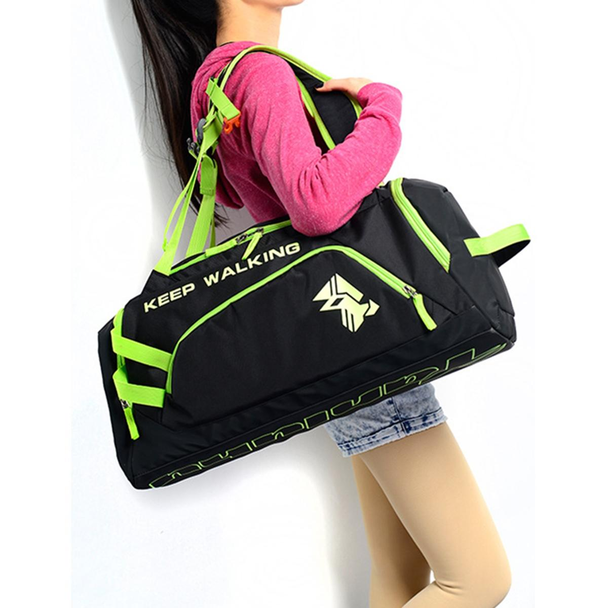 0043c6b7f3 KALOAD Waterproof Yoga Bag Separate Space For Shoes Backpack Women Shoulder  Bag Sports Fitness Handbag COD