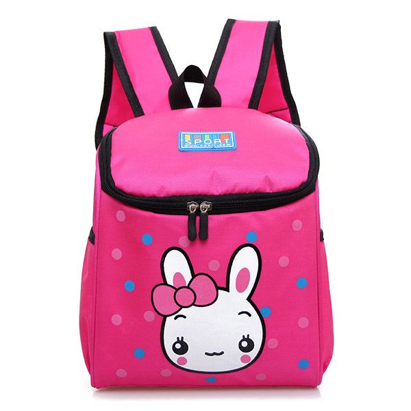 535fb031b66f fashion children nylon school bags rabbit lunch bag backpack for boys girls  kids at Banggood sold out