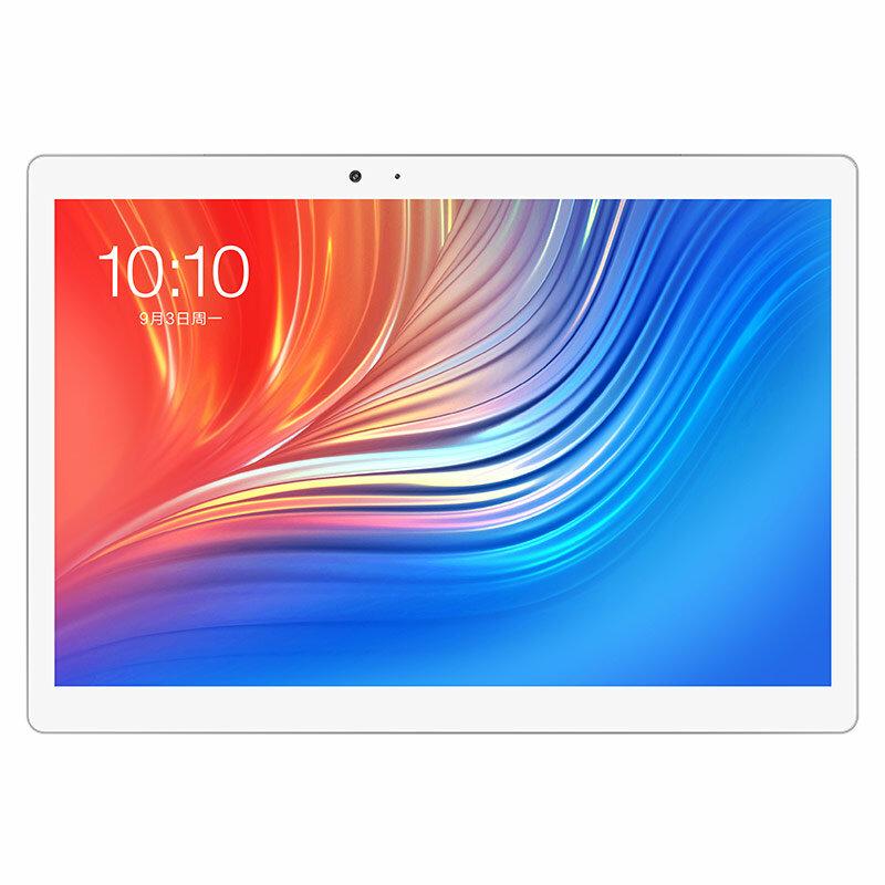 Boîte d'origine Teclast T20 Helio X27 Deca Core 4GB RAM 64G double 4G SIM Android 7.0 OS 10,1 pouces Tablette