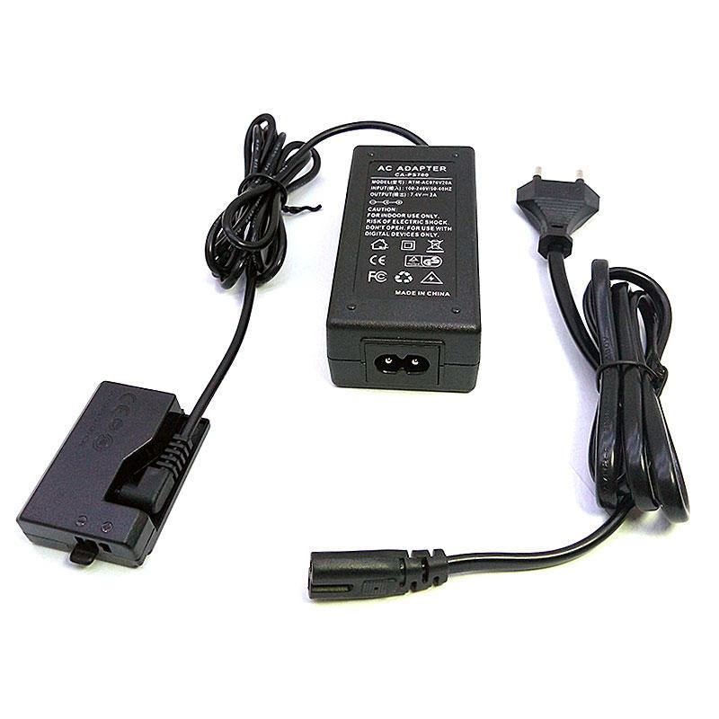Adaptateur secteur externe ACK-E10 pour appareils reflex numériques reflex Canon EOS 1100D 1200D 1300D 1500D 3000D Kiss X50 Rebel T3 T5 T6