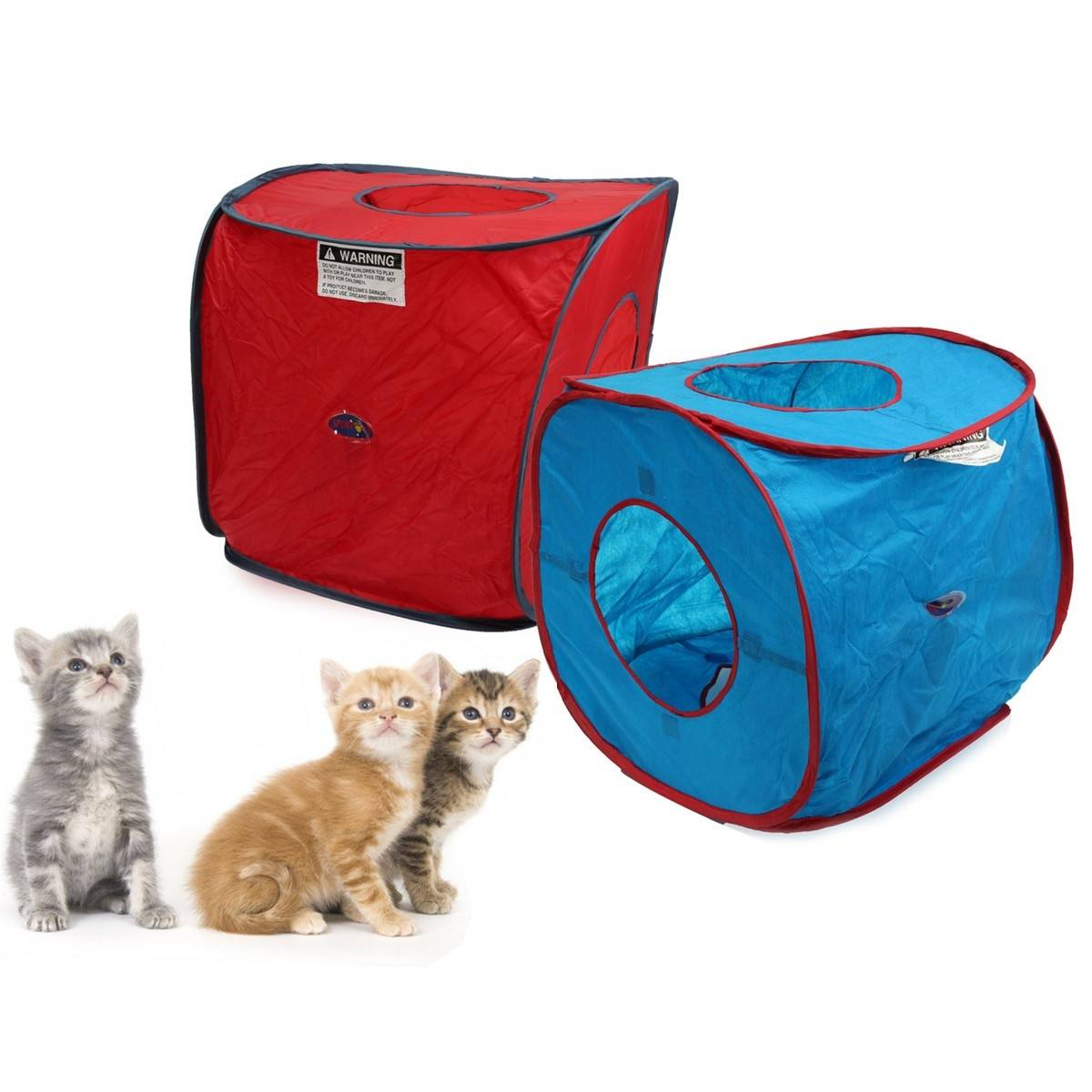 Portable Cat Tent Pop Up Dog Kitten Play Cube Cat Puppy Rabbit House Bed Pet Toy  sc 1 st  Banggood & portable cat tent pop up dog kitten play cube cat puppy rabbit house ...