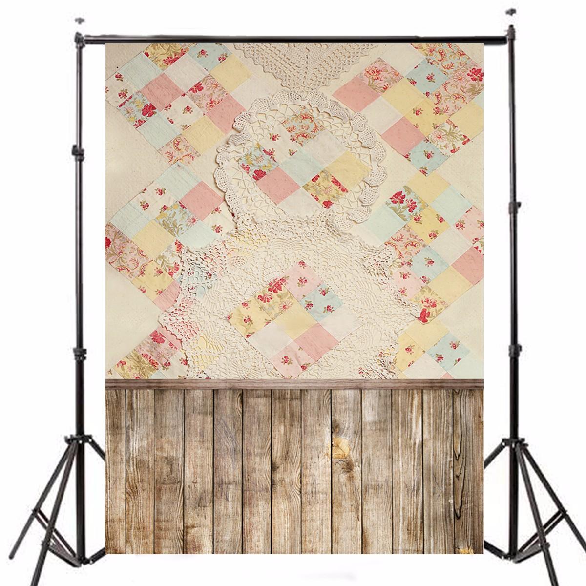 90x150cmの写真のビニールの背景毛布の壁の板の赤ちゃんのテーマ