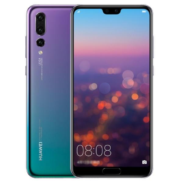 Huawei P20 Pro 6.1 inch AI Triple камера 6GB RAM 256GB ПЗУ Kirin 970 Octa core 4G Смартфон