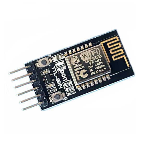 Geekcreit® DT-06 Bezprzewodowy moduł WiFi Wi-Fi Transparent Moduł transmisji TTL do WiFi Kompatybilny z interfejsem Bluetooth HC-06 ESP-M2