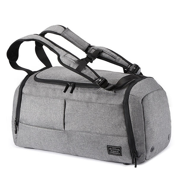 23ba14f2c0bd Mens Travel Bag Duffle Bag Large Capacity Gym Bag with Separate Shoes  Compartment COD