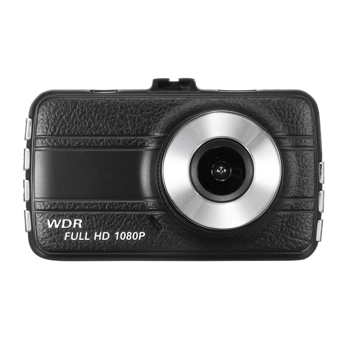 3 Inch 1080P I8 Metal Case Car DVR Smart 1248 Program Single Lens