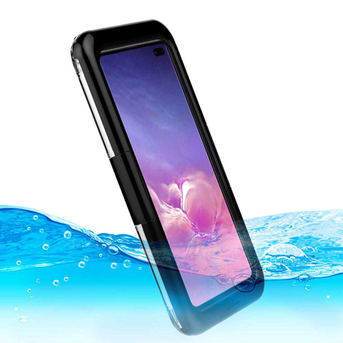 Bakeey IP68 Waterproof Case For Samsung Galaxy S10 Plus 6.4 Inch Dirtproof Snowproof Shockproof Cover