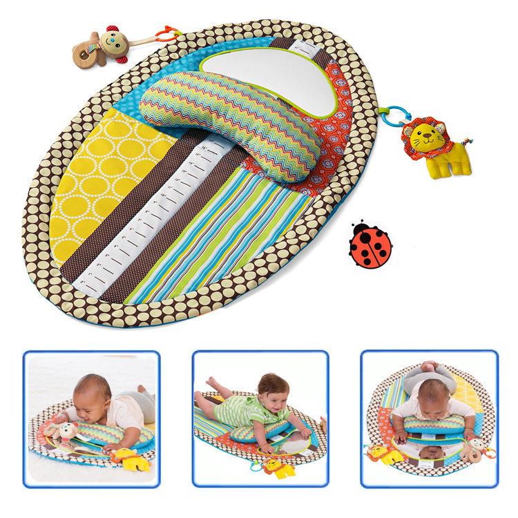 Infantil Baby Tummy Time Musical Mat Resistente al agua Infant Children's Children Developmental Toy