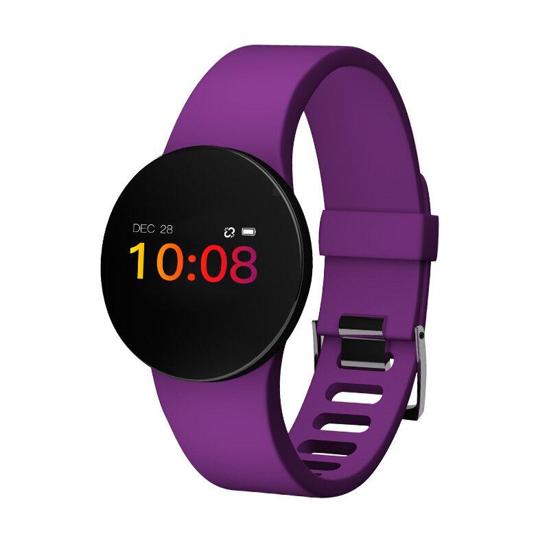 "XANES H8S 0.66"" OLED Color Screen IP68 Waterproof Smart Watch Heart Rate Blood Pressure Monitor Fitness Sports Smart Bracelet"