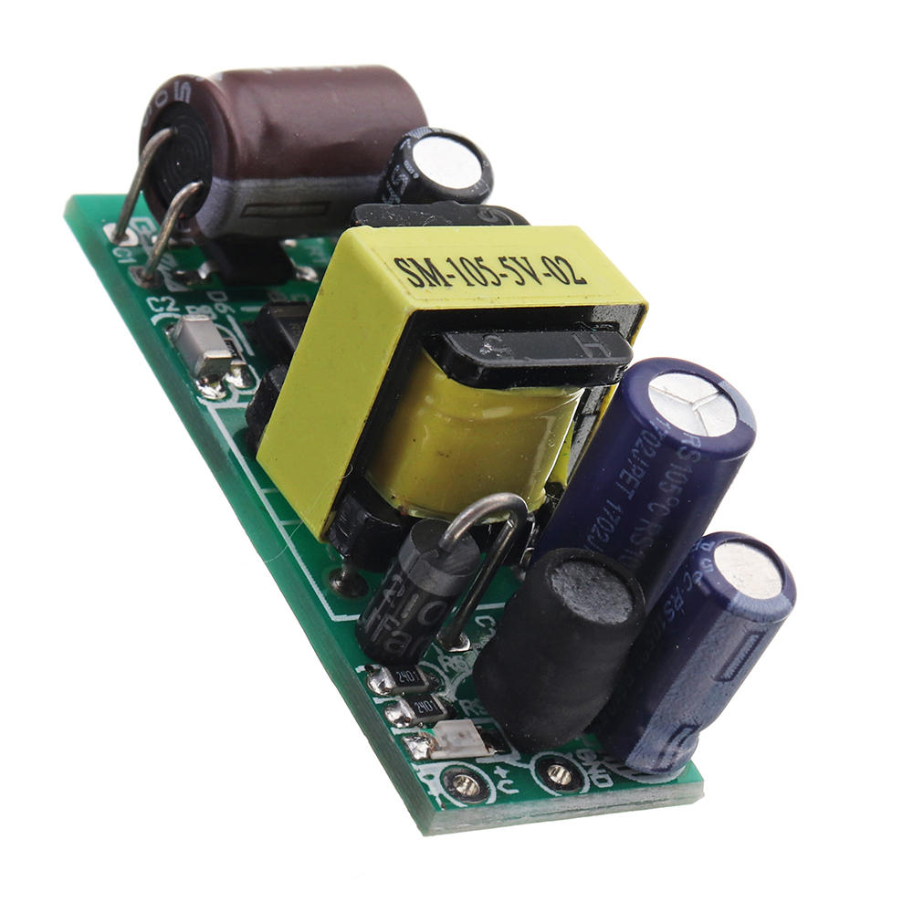 Dc 5v 1a 5w Precision Ac To Isolated Switch Power Supply Module Relay Mcu