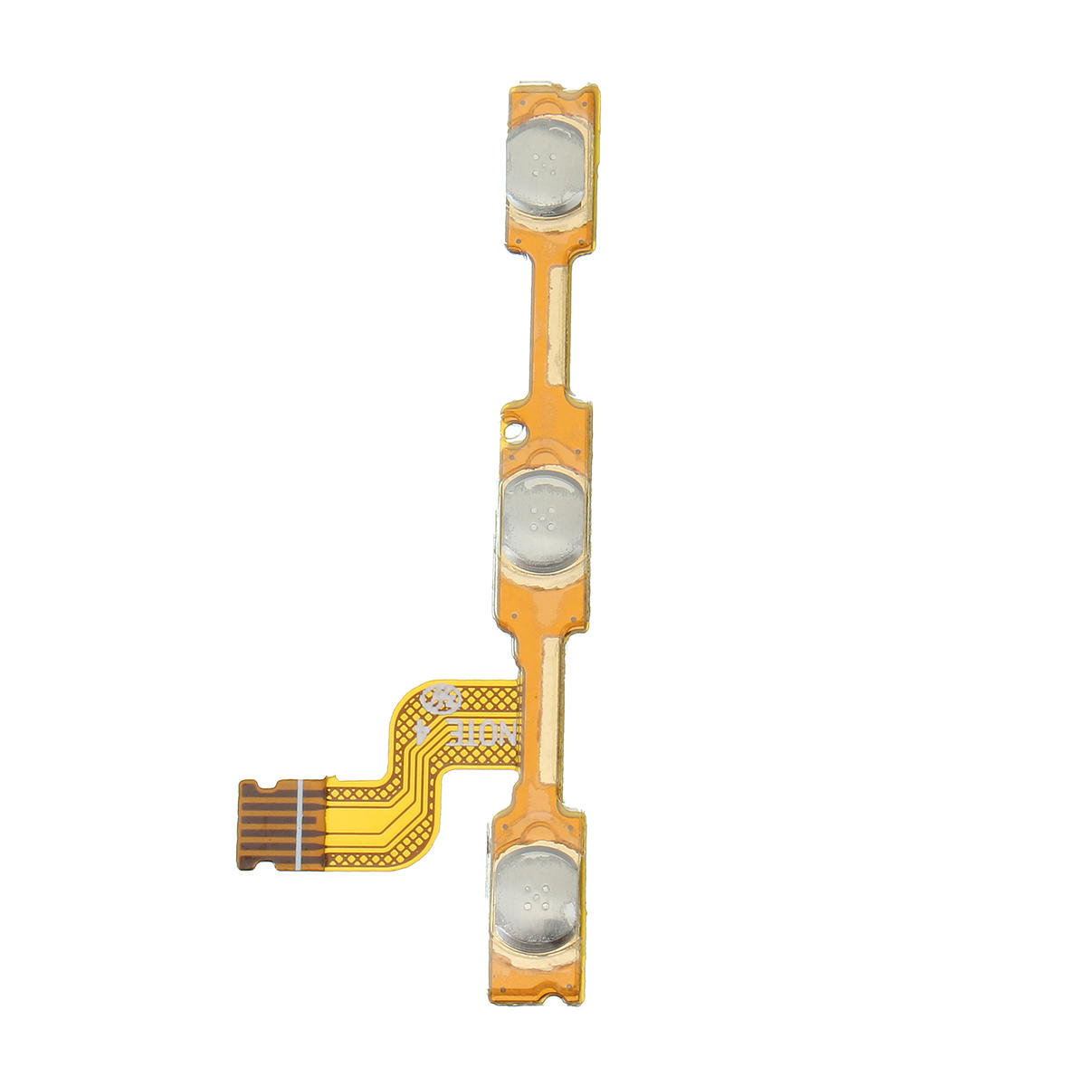 Flex Cable Boot Volume Button Cable Power On Cable For Xiaomi Redmi Note 4