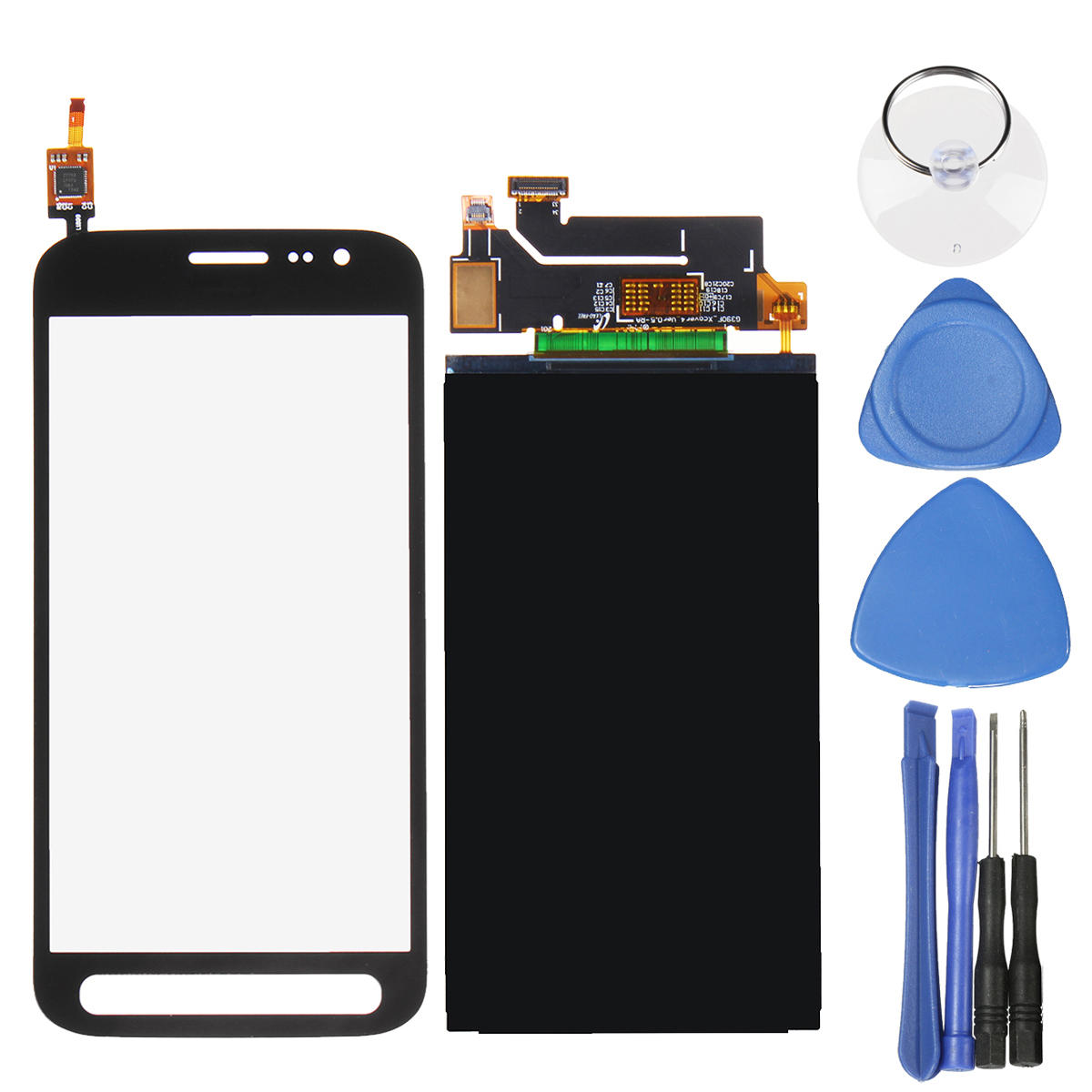 LCD Дисплей Сенсорный экран с цифрователем и Набор для Samsung Galaxy Xcover 4 G390 SM-G390F