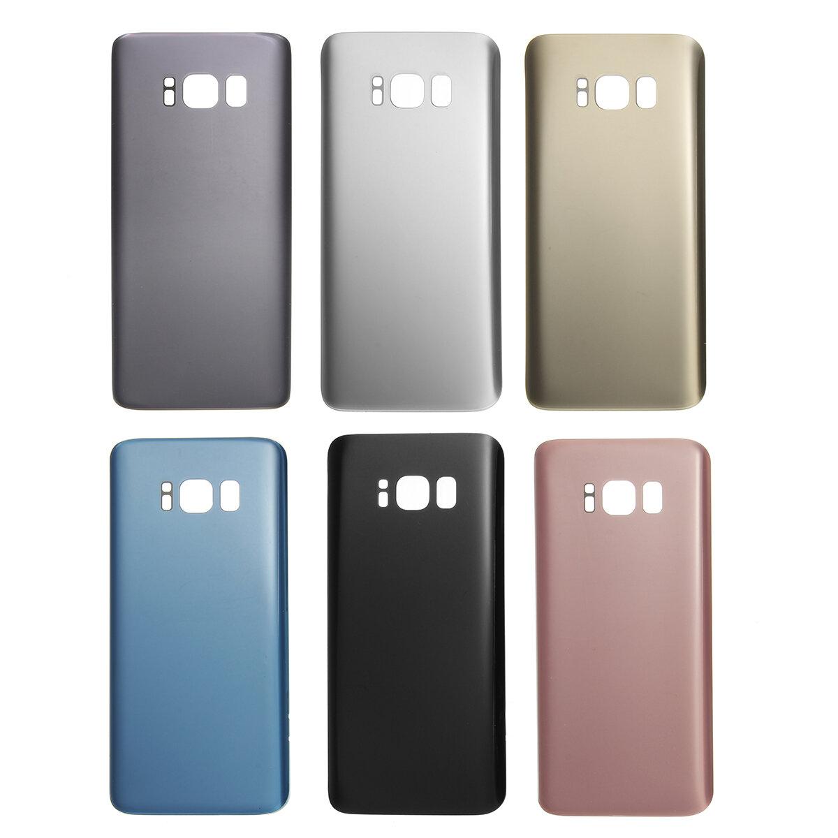 Arka Arka Cam Batarya Kapak Replacement for Samsung Galaxy S8