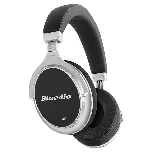 Bluedio F2 Over-ear Active Шумоподавление 57 мм Diver Bass Bluetooth Наушники с микрофоном