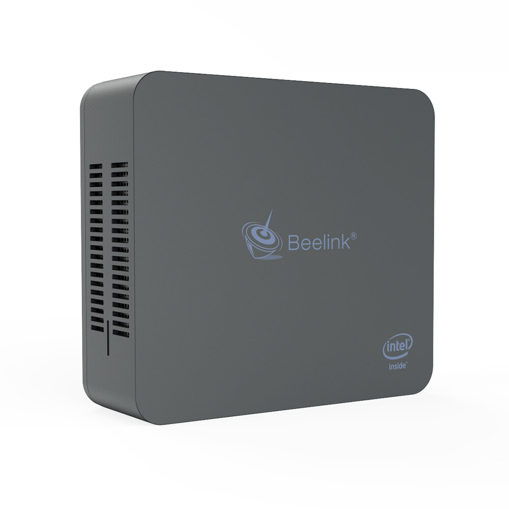 Beelink U55 i3-5005U 8GB 256GB SSD 1000M LAN 5G WIFI Bluetooth 4.0 Mini PC Soporte Windows 10