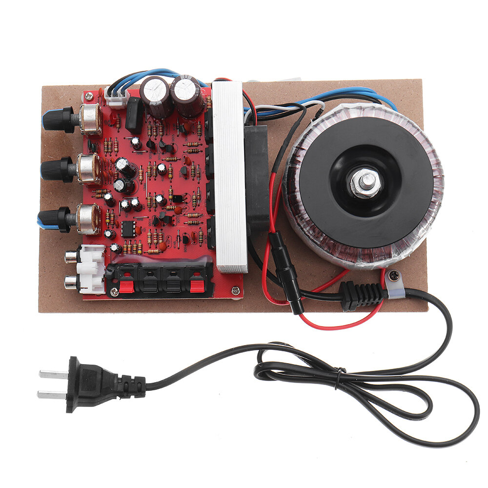 200w 220v High Power Amplifier Field Effect Transistor Front And Regulator With A Supply Circuits Back Stage Hi Fi