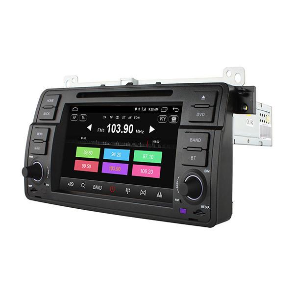Ownice® C500 OL-7956F 와이파이 BT 7 인치 4G 차량용 DVD 플레이어 안드로이드 6.0 쿼드 코어 GPS for BMW