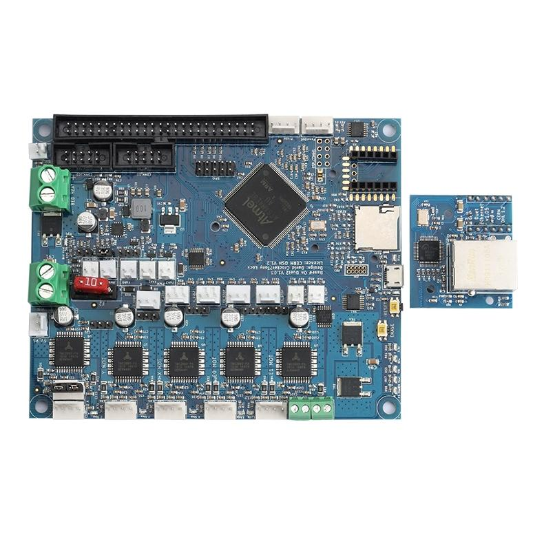 Bgc31 mos 2axis cnc brushless gimbal controller board driver