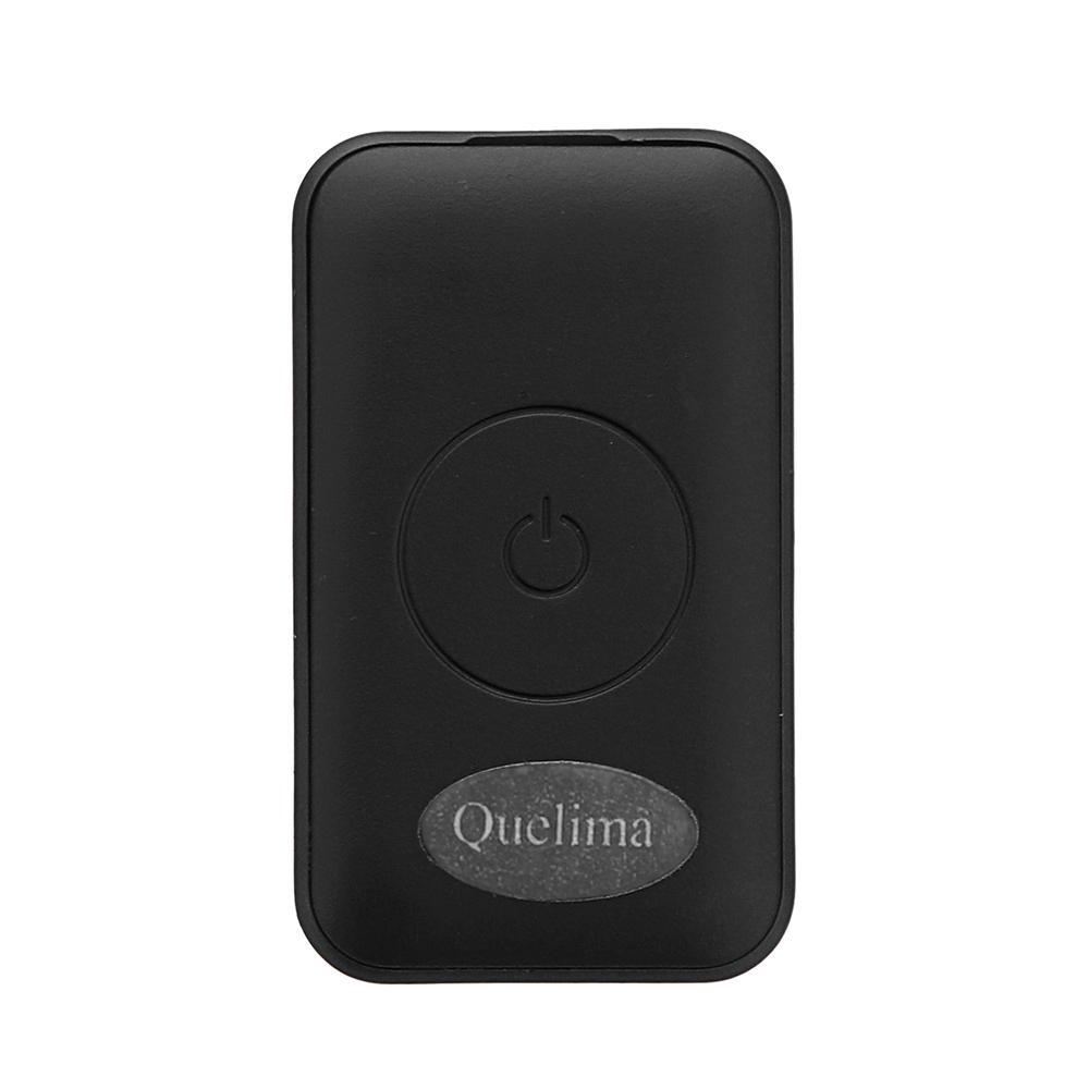 Quelima Mini APP Car GPS Locator Recording Locator Micro GPS Anti-theft Track Search Tracker