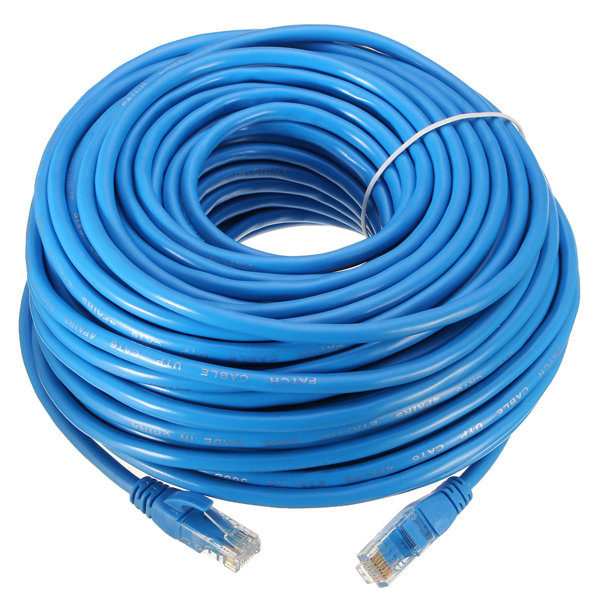 30M RJ45 CAT6 1000Mbps Fast Transmission إيثرنت LAN Networking Cable