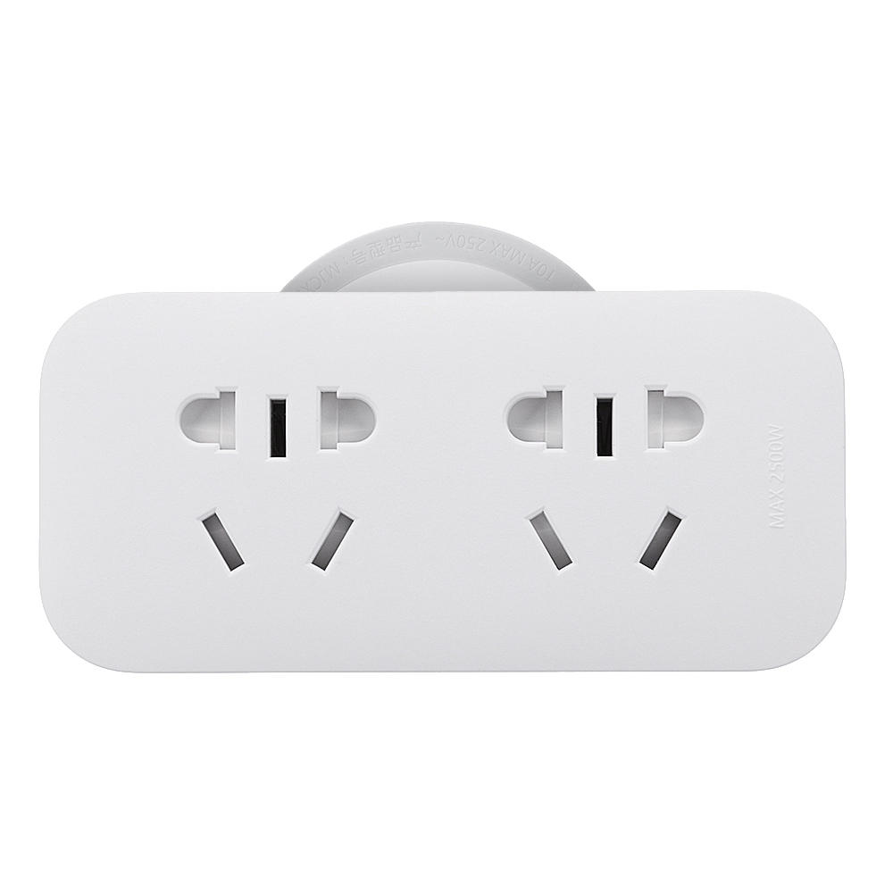 Xiaomi Mijia Power Strip Socket 4 Charging Position Four Digit  Independent Control Home Strip Power Socket Strip