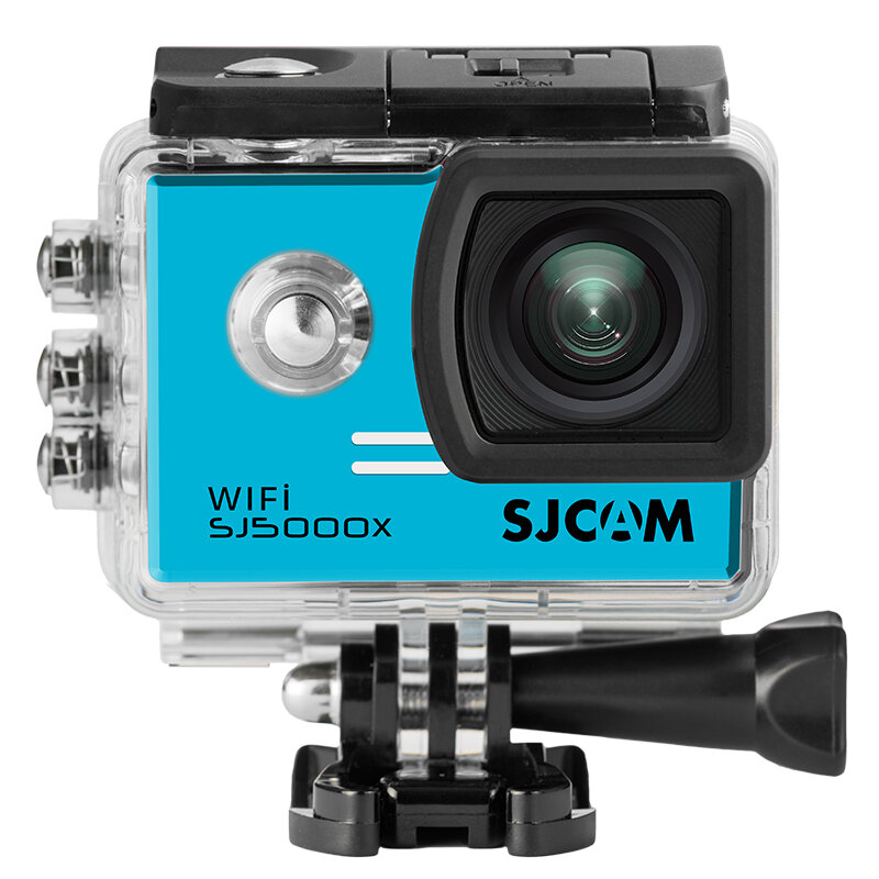 SJcam SJ5000X Wifi ELITE 4K24 2K 2,0 Pulgadas Cámara de Acción de LCD Novatek con Accesorios